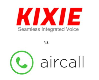 Aircall vs Kixie - Sales Dialer Phone Service | Telephones for business