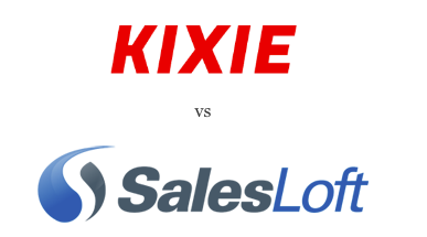 Salesloft vs Kixie Sales Productivity Software | Telephones for business