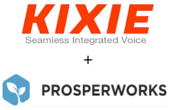 ProsperWorks CRM Phone Integration with Kixie | Telephones for business